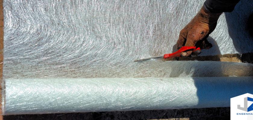Uso de fibras aumentam a resistência do concreto