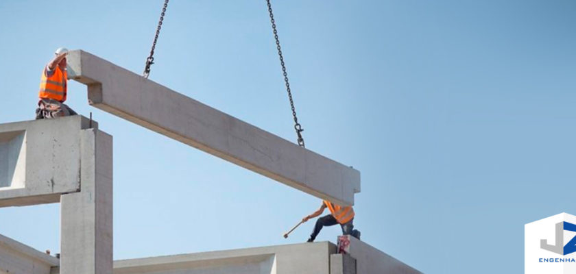 Vantagens e desvantagens de peças Pré-Moldadas na construção civil