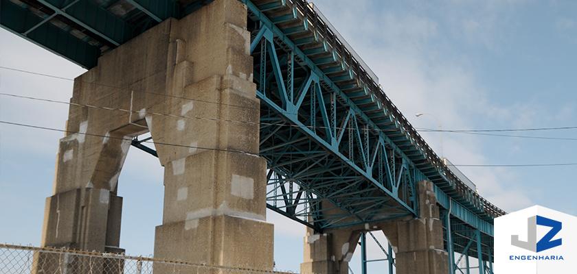 A importância do Trem-tipo na avaliação de cargas em viadutos e pontes