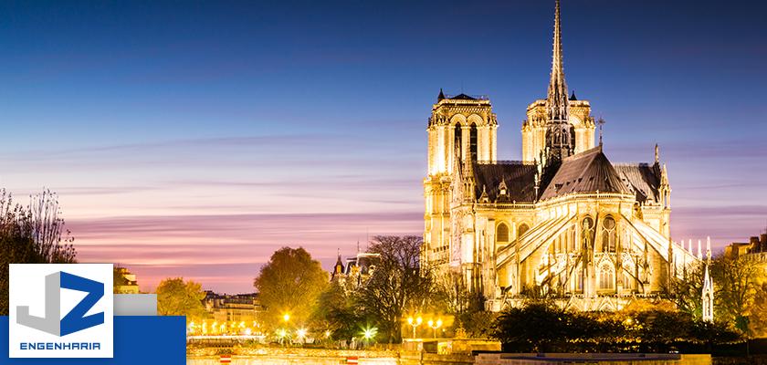 Grandes Restaurações pelo Mundo – Catedral de Notre Dame