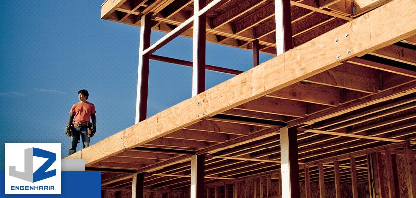 Uso de madeira em construções