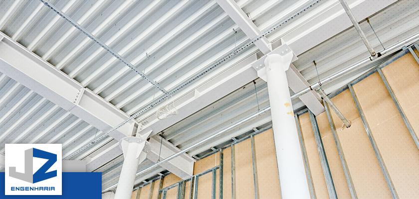 Projetos com steel frame garante agilidade, limpeza e economia