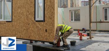 Entenda o que é construção modular