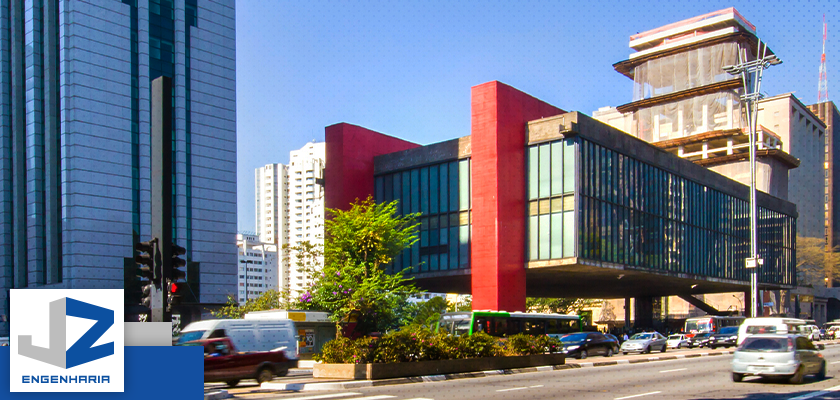 Construções históricas brasileiras – MASP