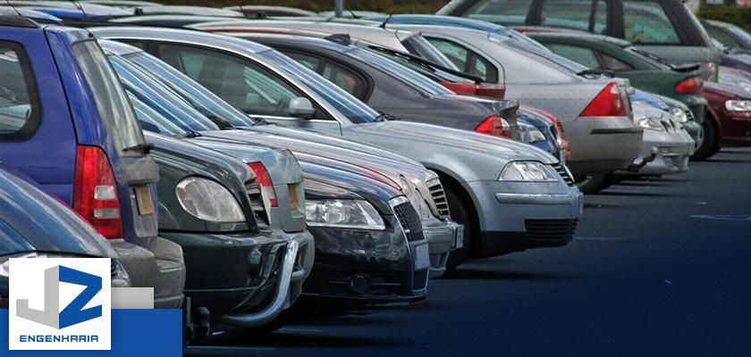 Regulamentação na construção de estacionamentos
